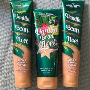 Vanilla bean Noel bundle